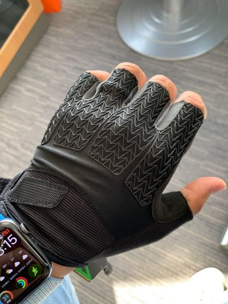 gants mitaines antichocs gel