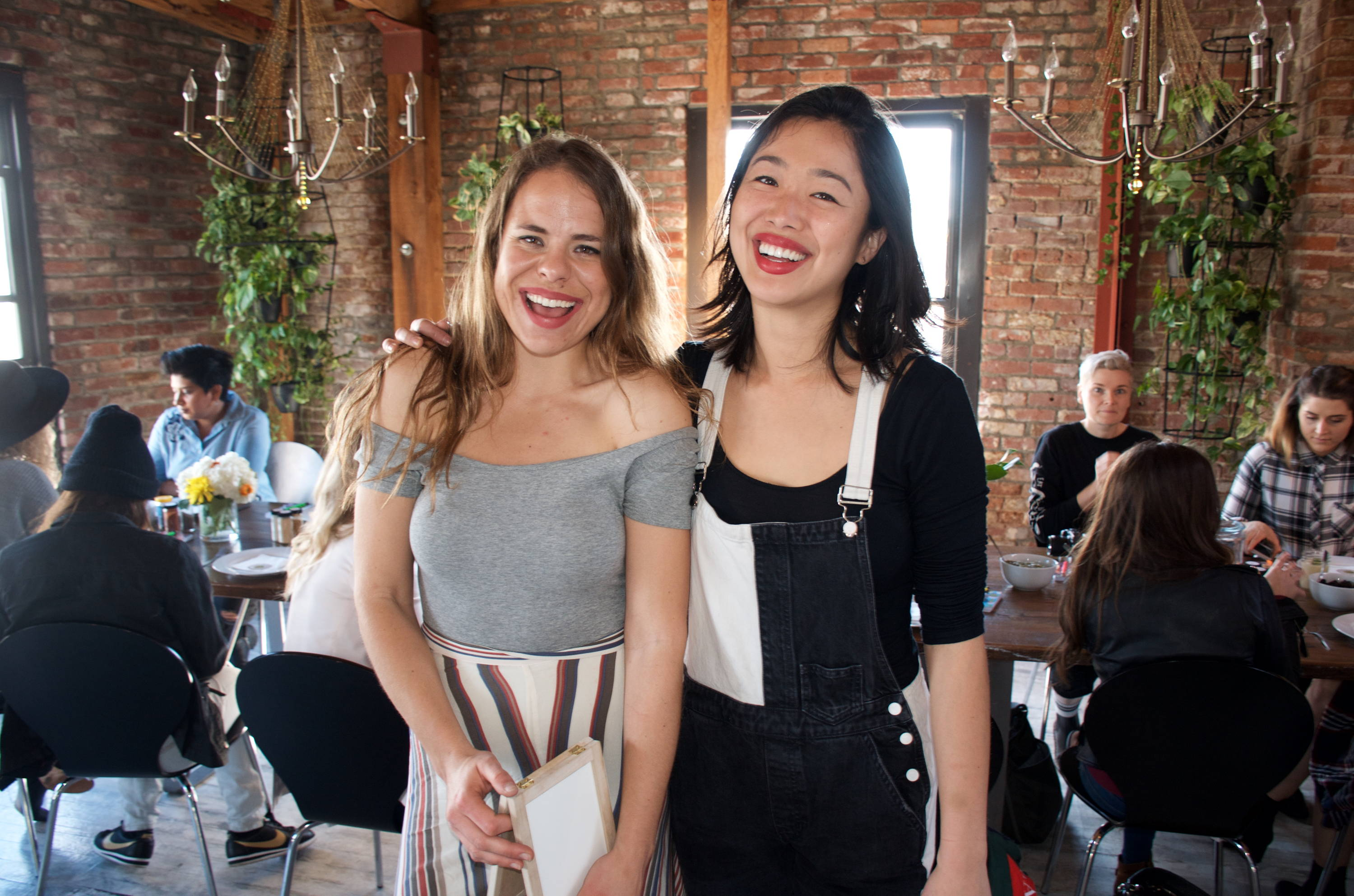 Pulp Pantry co-founders, Ashley Miyasaki and Kaitlin Mogentale
