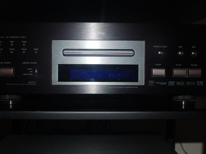 Esoteric DV-50 Universal Player