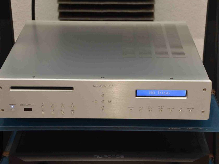 Krell S-350a CD Player