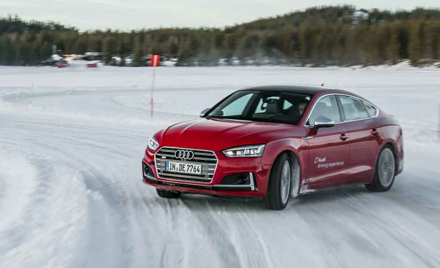 ACGL Ice-Driving Event 2/9/19