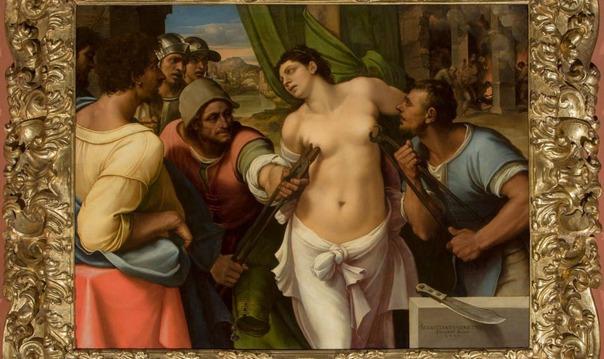Палатинская Галерея через призму смерти и любви.
