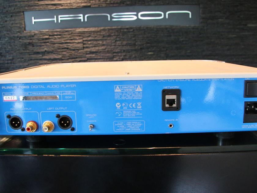 Plinius Toko Digital Audio Player