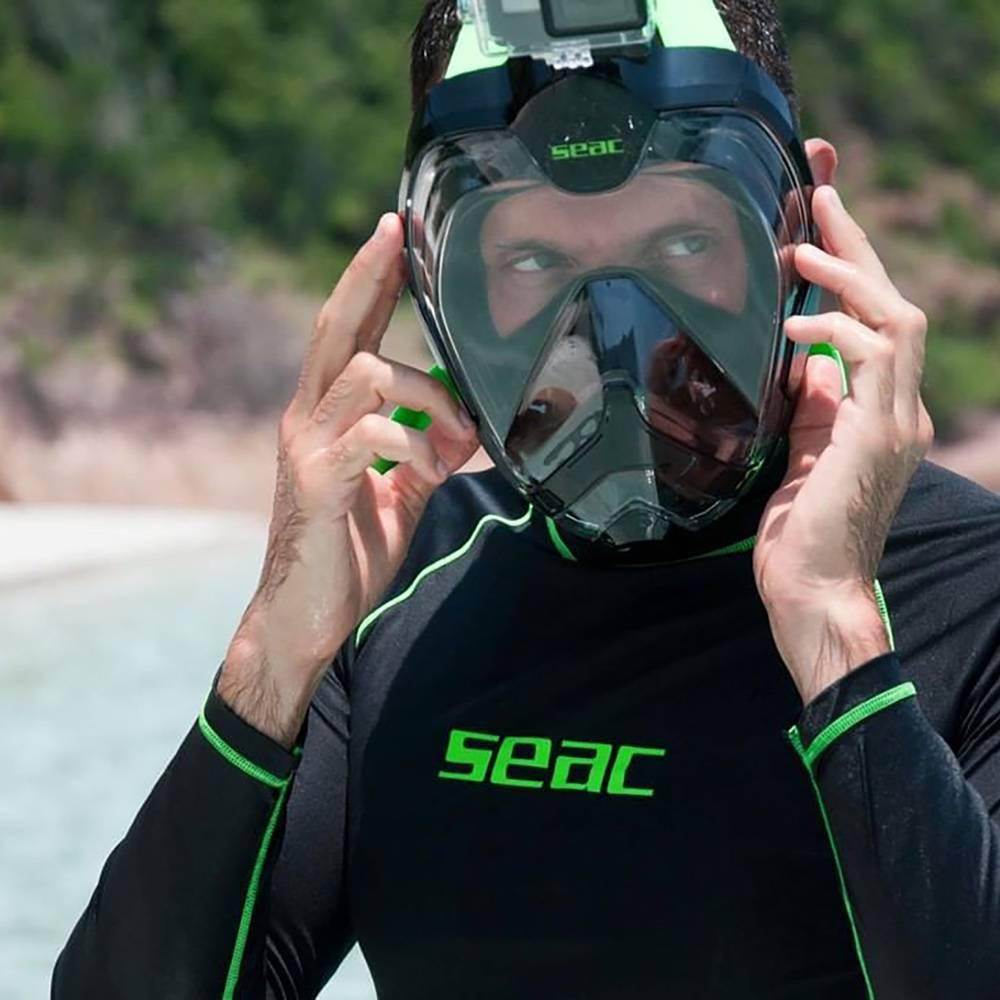 SEAC Libera Full Face Mask