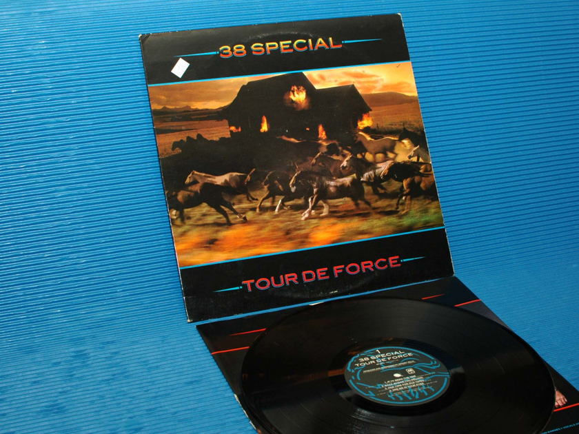 "38 SPECIAL  - ""Tour De Force"" - A&M 1983"