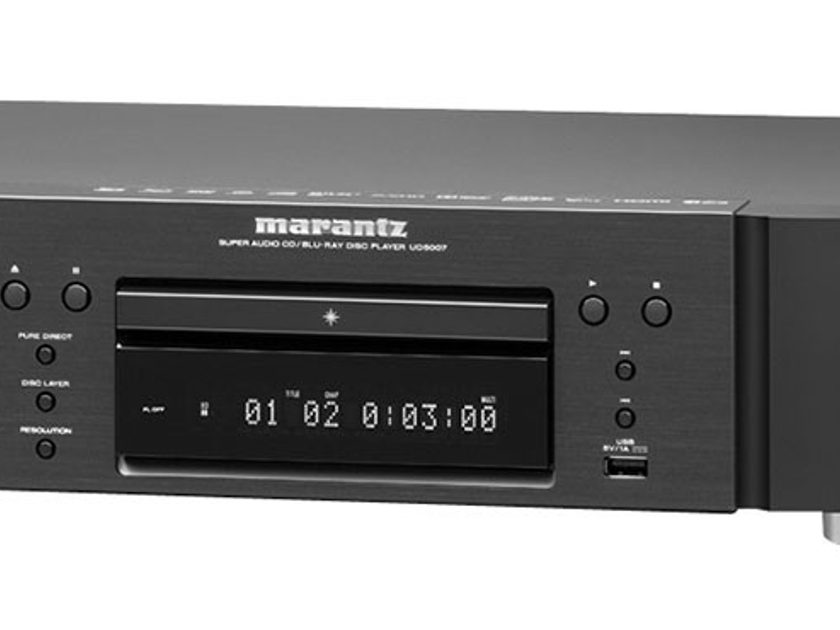 Marantz UD5077 3D Universal Disc Player