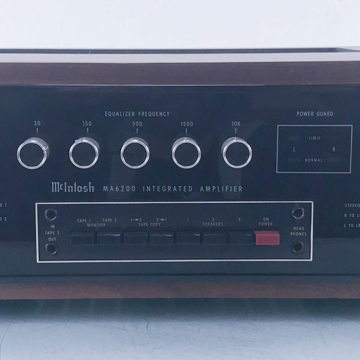 MA6200 Vintage Stereo