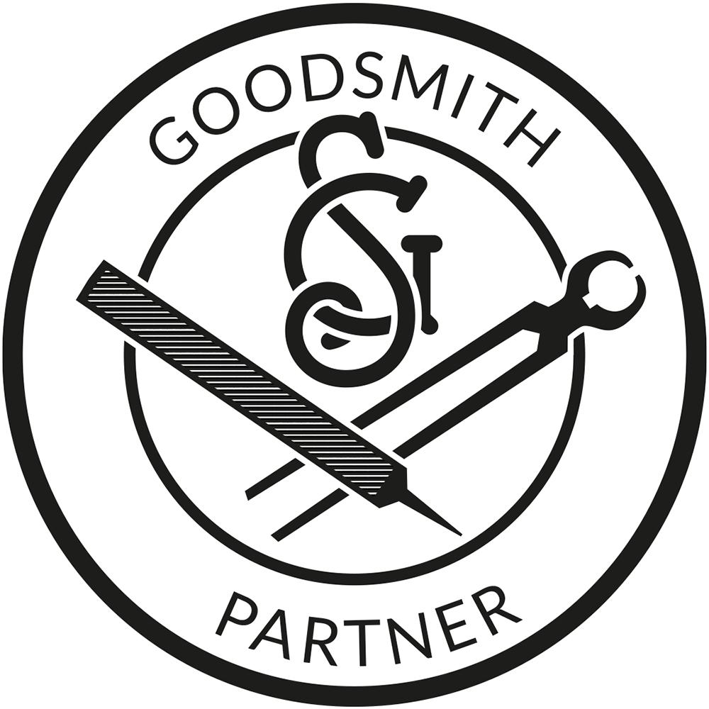Goodsmith, Hufbearbeiter, Hufschmied, Partner, Icon
