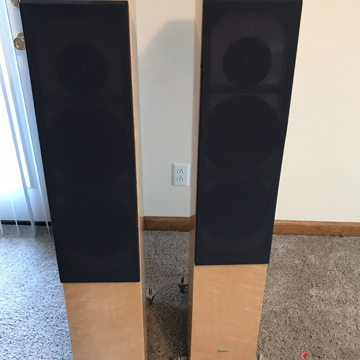 BIRDSEYE MAPLE SPEAKERS