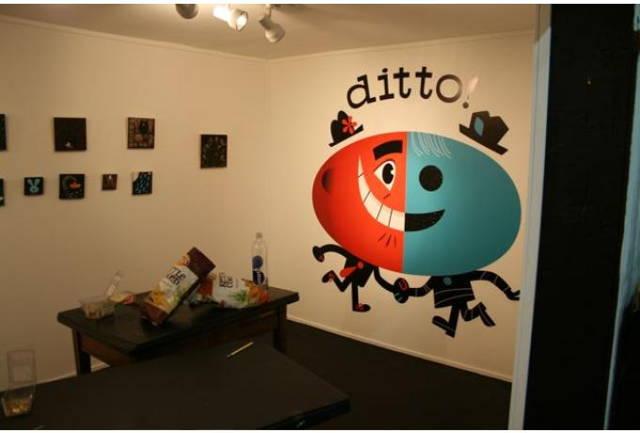 office custom wall decal