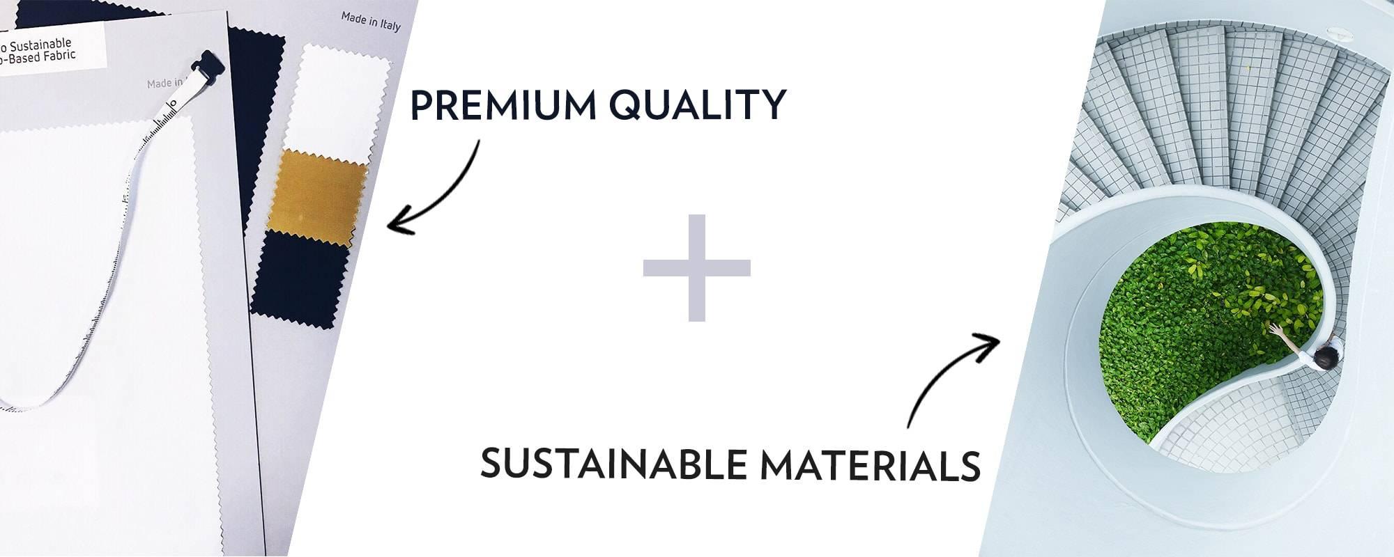 Svenklas materials.