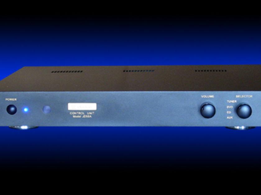 Jolida JD-5T New Remote tube preamp