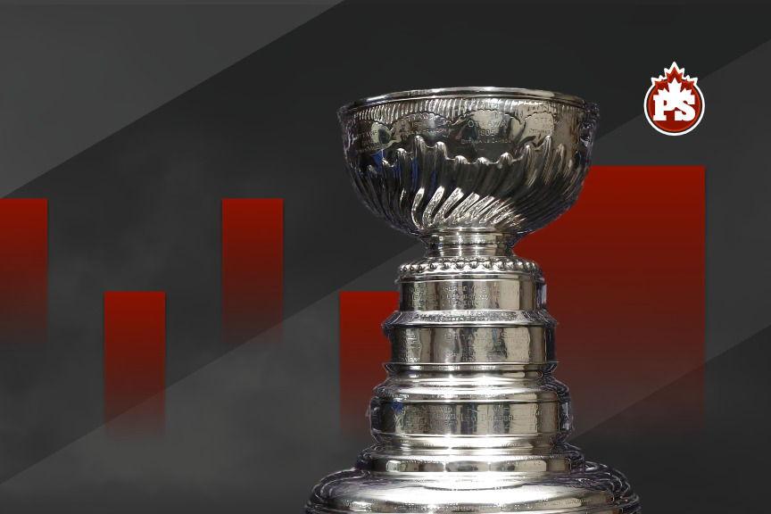 Les paris de la finale de Stanley Cup