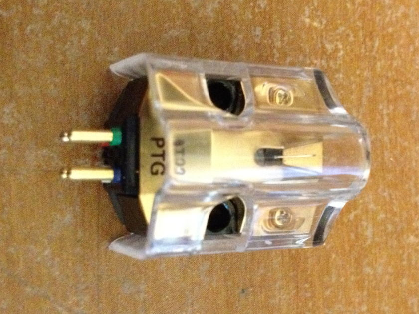 Audio-Technica AT33PTG Moving Coil
