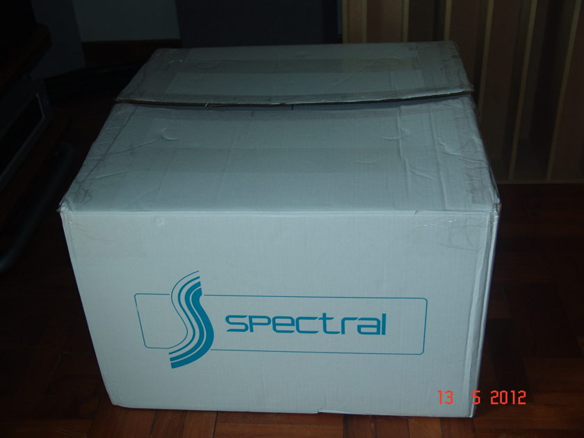 Spectral DMA-260 Reference Amplifier Latest Model