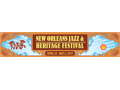 Two Grand Marshal tickets for the 1st weekend of the 50th Anniversary New Orleans Jazz & Heritage Festival (April 25-28, 2019)