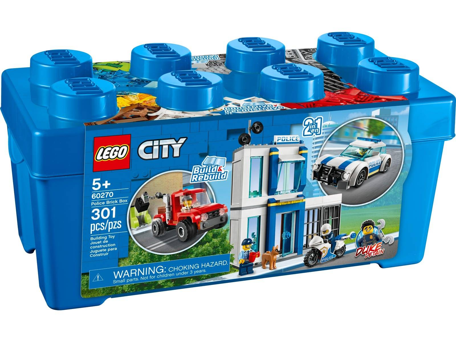 lego prick box police