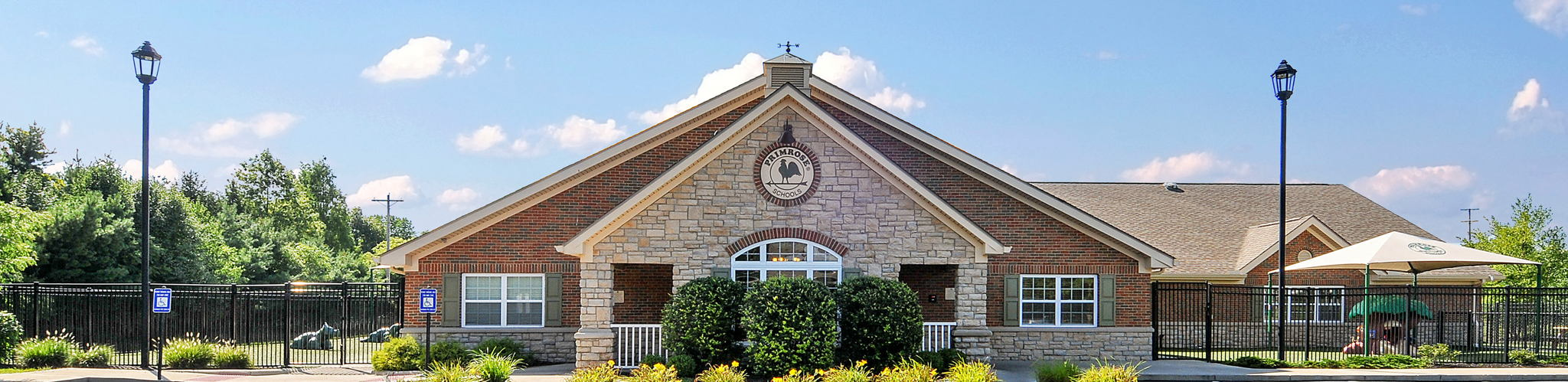 Exterior of a Primrose School of Pickerington