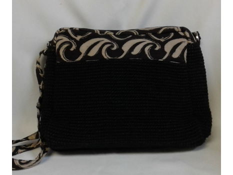 Hand-Crafted Shoulder Bag
