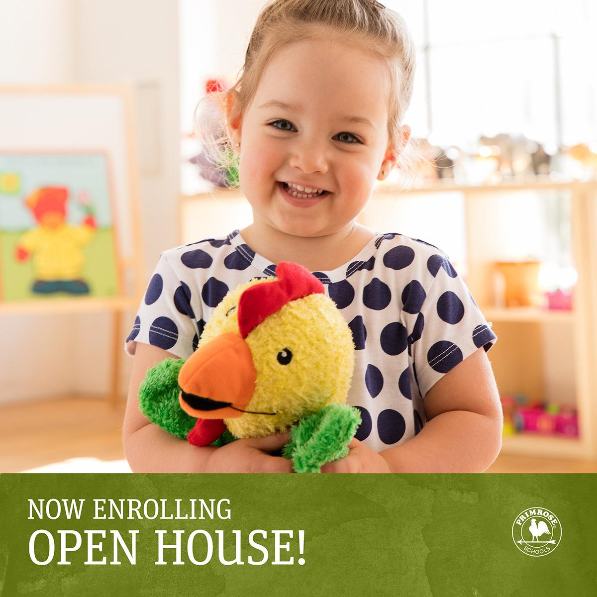 preschool daycare enrolling infants