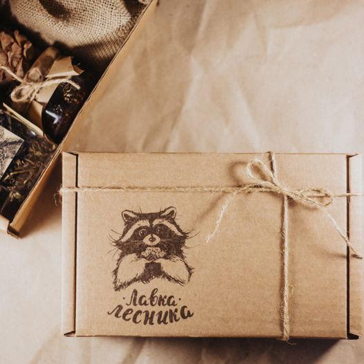 Подарочный набор к 23 февраля в коробке