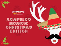 ACAPULCO BRUNCH: CHRISTMAS EDITION image