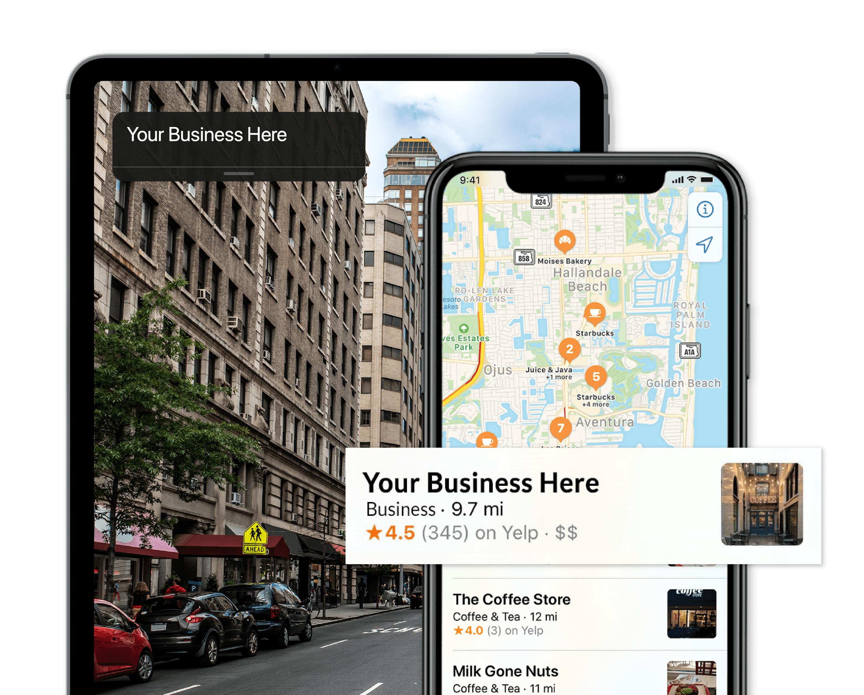 Add your business to Apple Maps