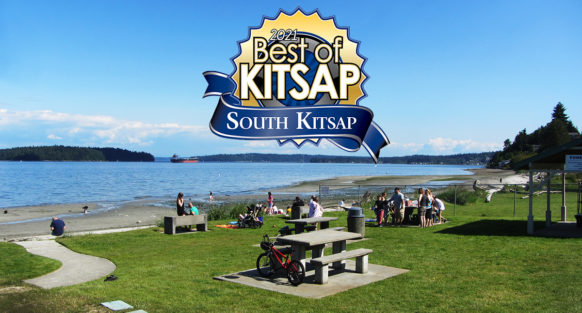 Welcome to the Best of South Kitsap