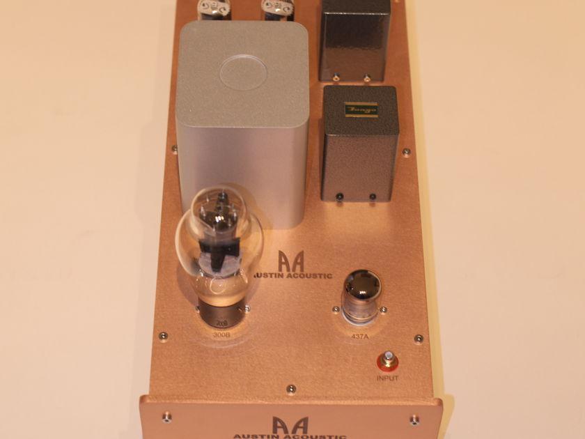 Austin Acoustic 300B SET Monoblock Amplifiers w/ Western Electric 437A Tubes