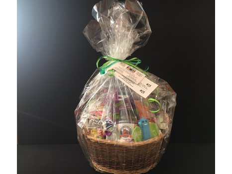 Gift Basket from All Pets Considered (Greensboro)