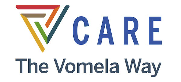 Care the Vomela Way logo