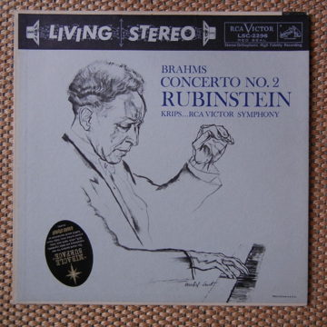 Concerto No./2 Rubinstein, Pianist