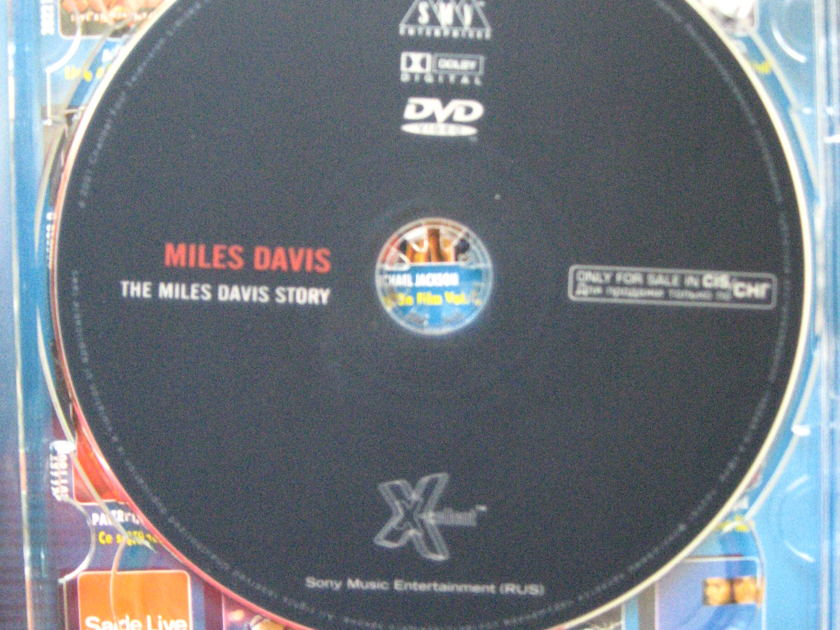 Miles Davis - The Mies Davis story DVD The Miles Davis story