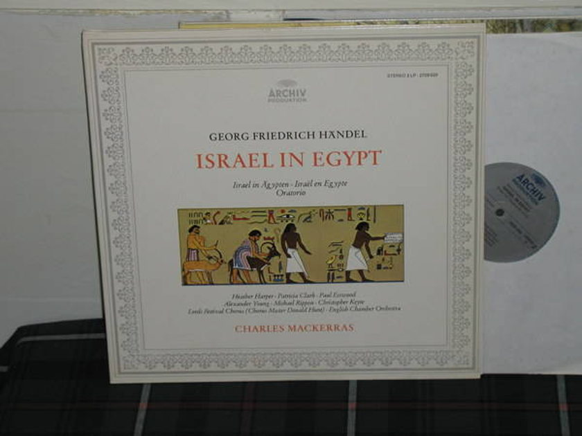 Mackerras/ECO - Handel Archiv 2 lp 2708 020