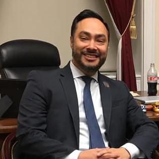 Representative Joaquin Castro