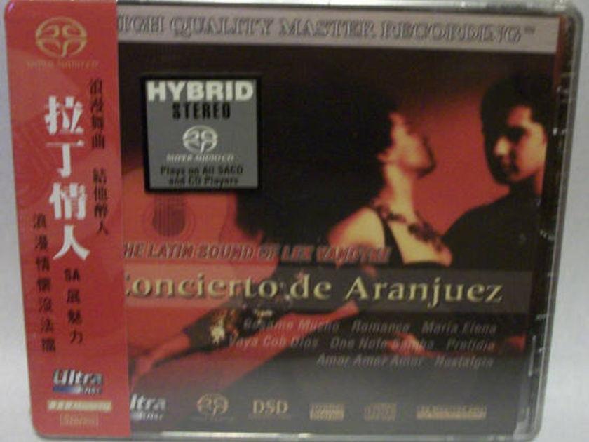 The Latin Sound Of - Lex Vandyke,  SACD concierto de aranjuez, new