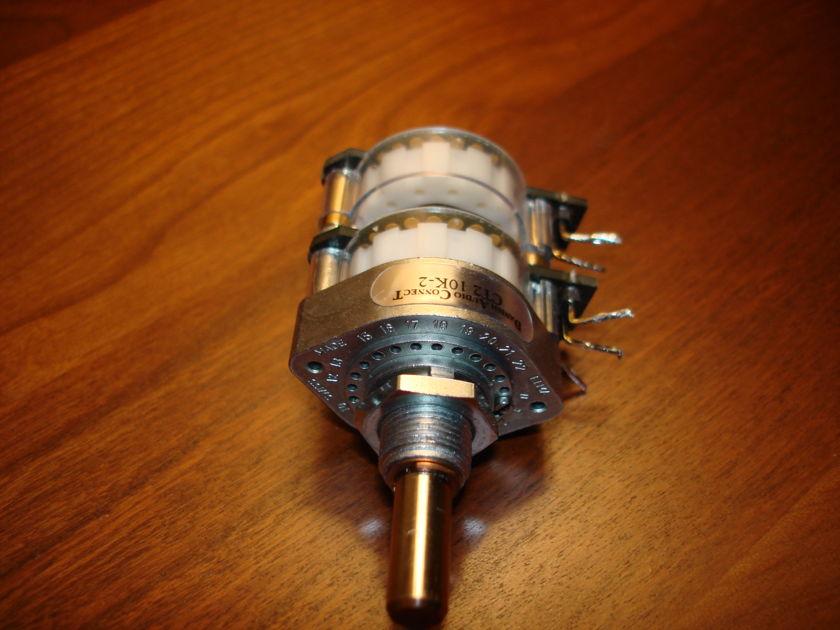 DACT CT-2 10K Series Attenuator volume control / passive preamplifier