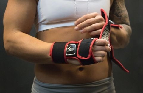 CROSSFIT GLOVES HandBand Pro® V3 - Awesome Grips with Wrist Support