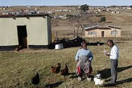 Visit a Local Village in the outskirts of Cape Town