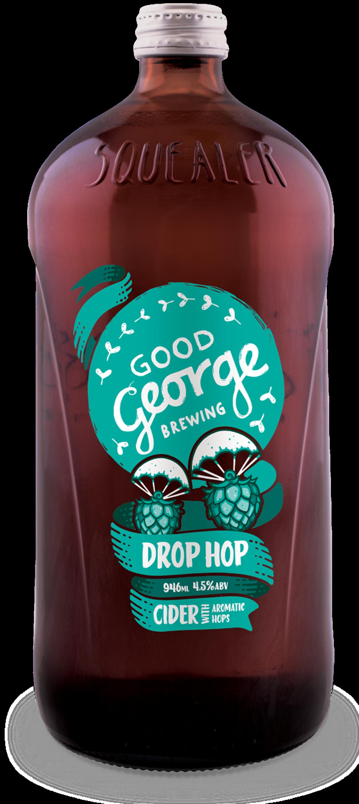 Good George Drop Hop Cider Squealer