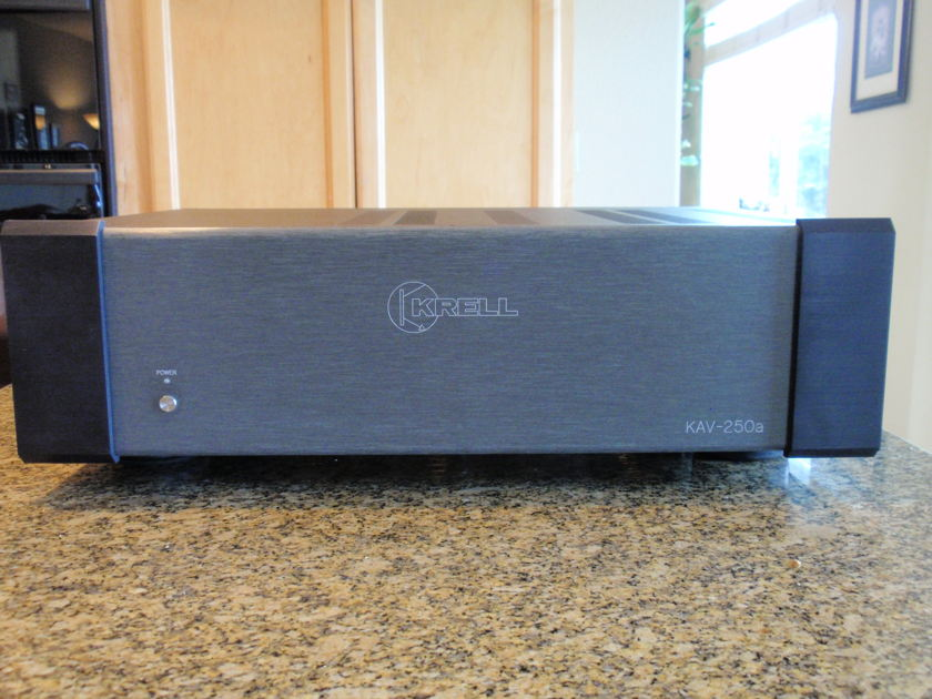 Krell Kav-250a Excellent Condition