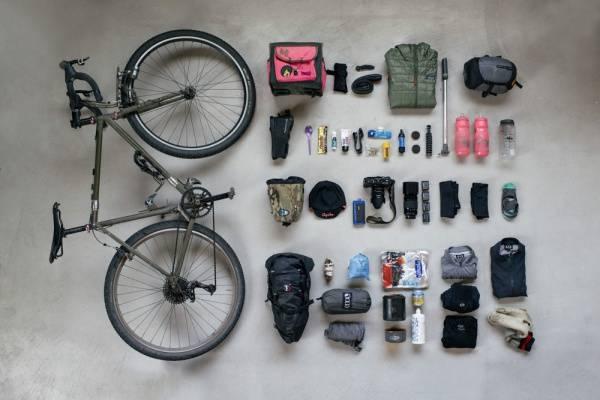 Transportation - Bike Touring Packing List