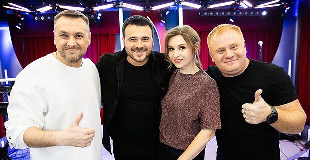Emin дал живой концерт в «Золотом микрофоне» на «Русском Радио» - Новости радио OnAir.ru