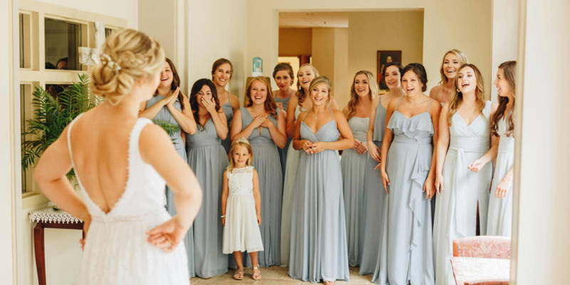 Should You Change Outfits at Your Wedding?