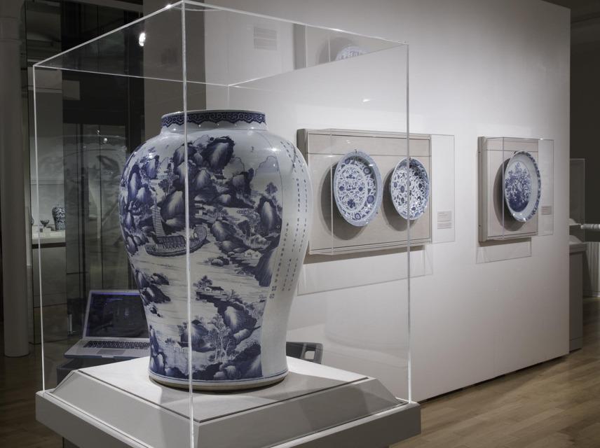 Legacy, ceramics
