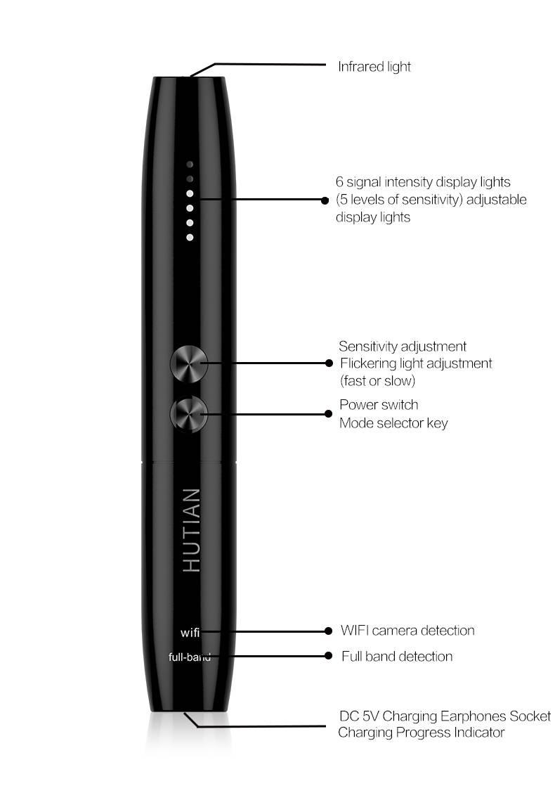 spy camera detector rf signal detectors spyfinder spy finder hidden camera finder k18 rf gs detector spyfinder pro hidden spy camera detector bug finder device