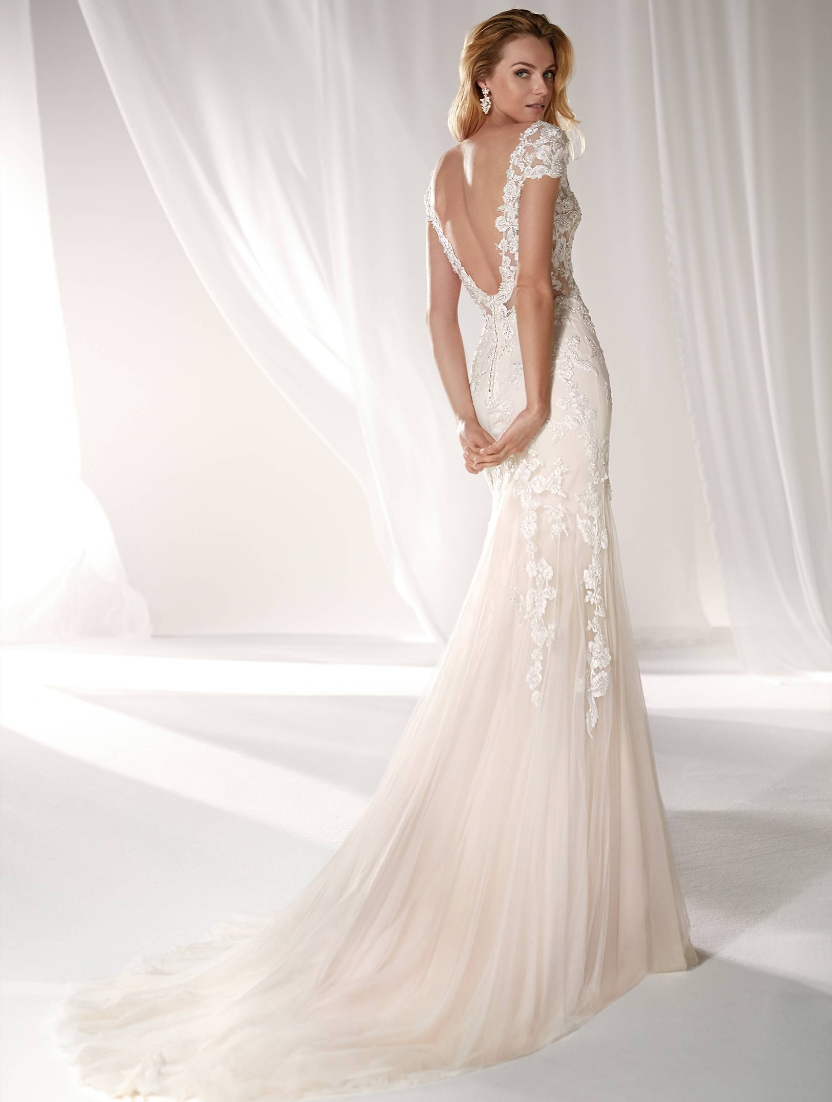 NICOLE MILANO NIA19028 DRESS