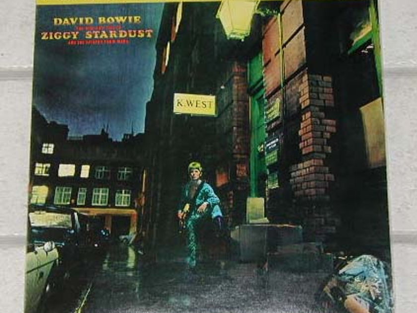 David Bowie - Ziggy Stardust/Spiders From Mars (MFSL)