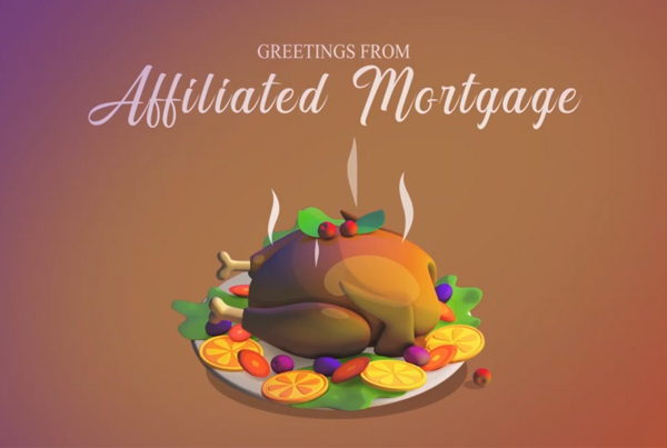Greetings from Affiliated Mortgage