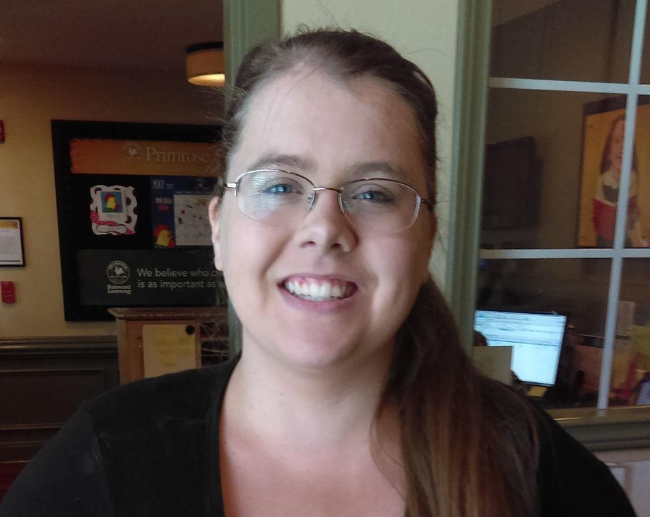 Ms. Meghan Beall , Pre-K II Lead Teacher
